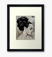 octavia Framed Print