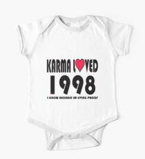 karma loved 1998 Kids Clothes