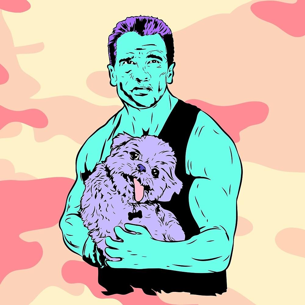 Marnie Schwarzenegger by pugasso