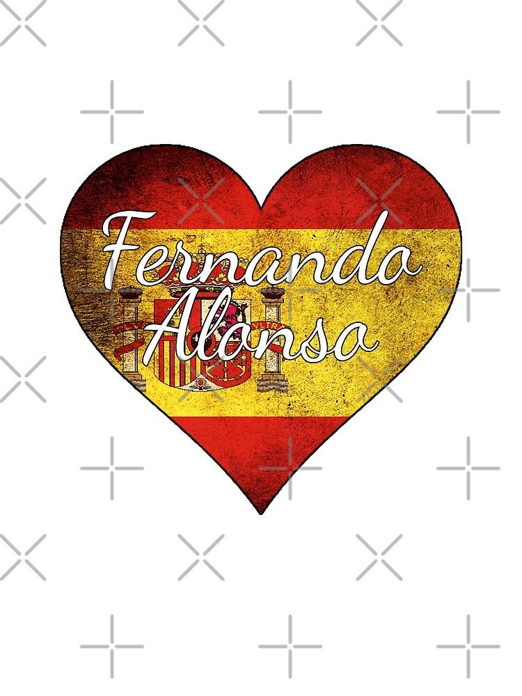 Fernando Alonso by ihartjoehart