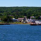 Bayfield Harbor by AuntieJ