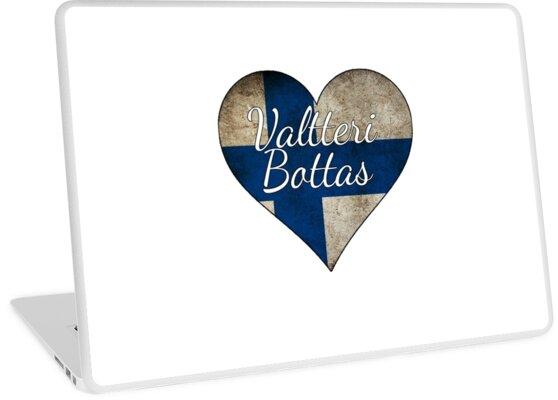 Valtteri Bottas by ihartjoehart