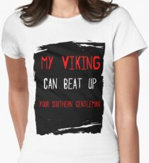 My Viking  can beat up your Southern Gentleman T-Shirt