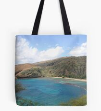Hawaii Waimea Bay Tote Bag