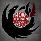 How To Train Your Dragon by KitsuneDesigns