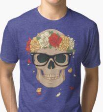 New Age Memento Mori Tri-blend T-Shirt