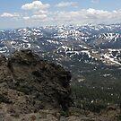 Castle Peak 1 by Patty Boyte