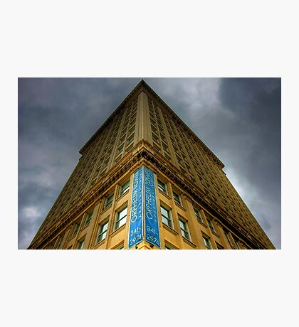 Orpheum Tower, Omaha Photographic Print
