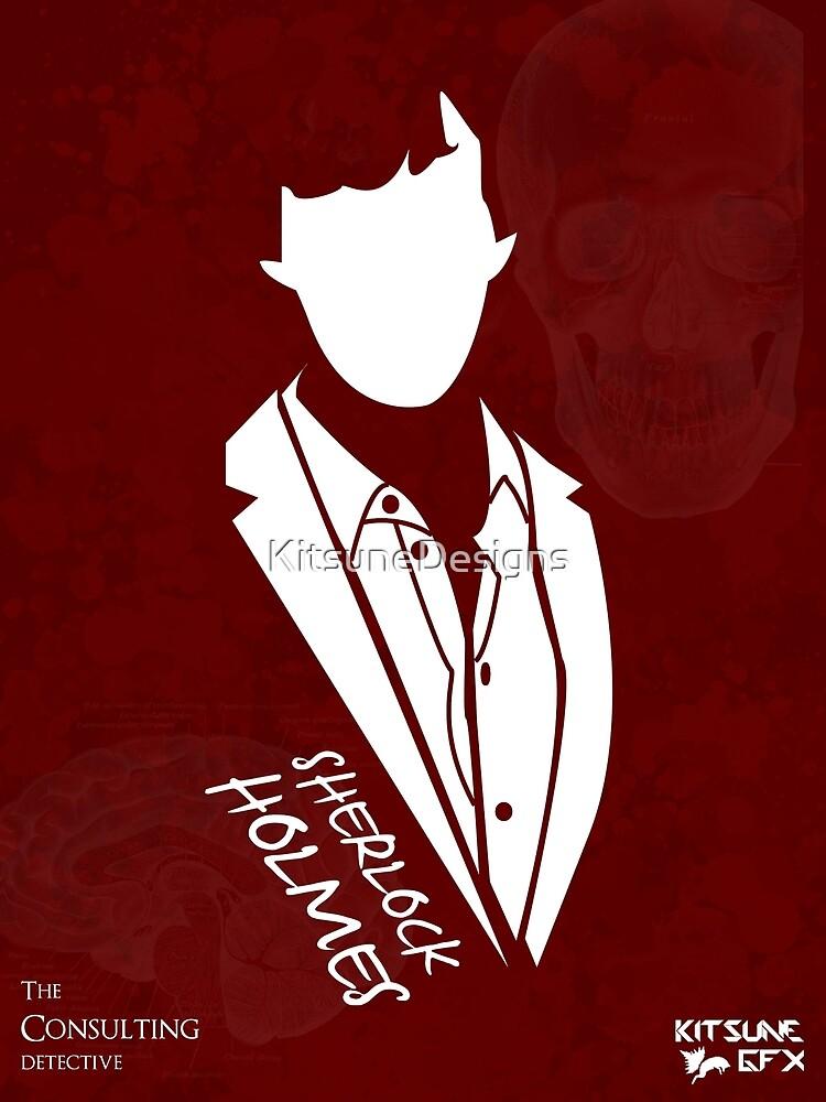 Sherlock Holmes by KitsuneDesigns