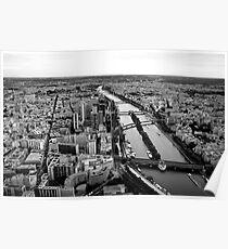 The Seine #1 Poster