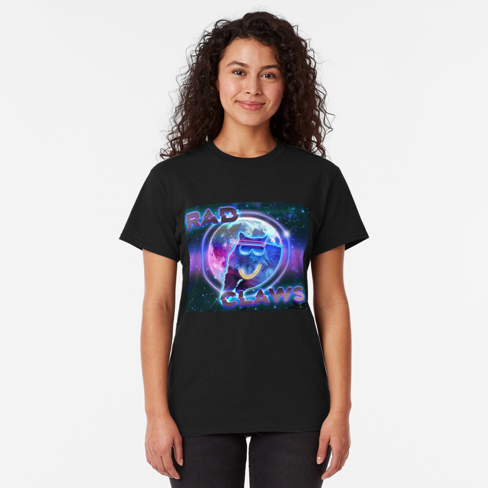 Rad Claws Classic T-Shirt