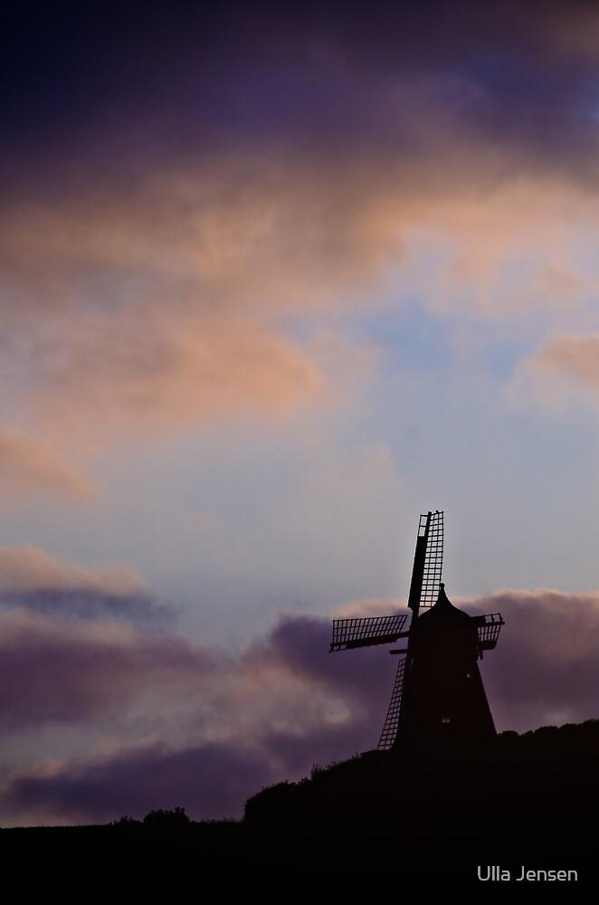 The misty mill by Ulla Jensen