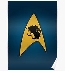 Starfleet: Pendragon Class  Poster