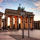 Paris Place - Berlin by MarkusWill