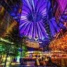 Sony-Center by MarkusWill
