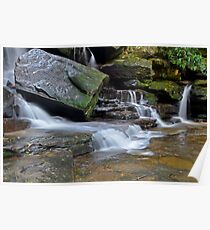 Rock 'n Water, Somersby Falls Poster