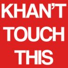 Khan Touch This (white) by KitsuneDesigns