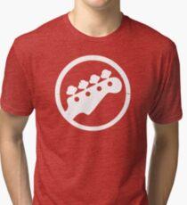 Scott Pilgrim Bass  Tri-blend T-Shirt