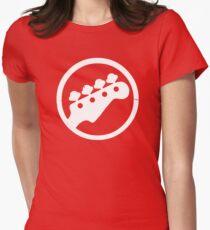 Scott Pilgrim Bass  Women's Fitted T-Shirt