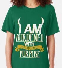 Glorious Purpose Slim Fit T-Shirt