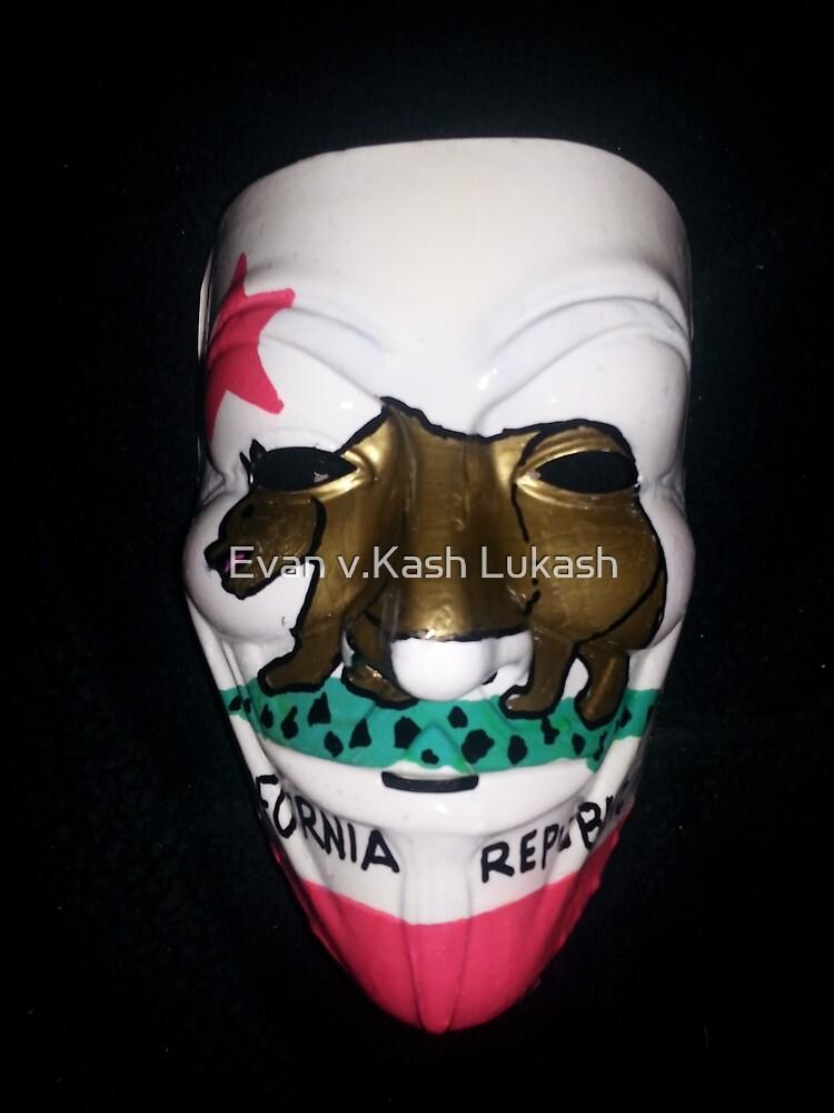 Cali Mask by Evan v.Ka$h Lukash