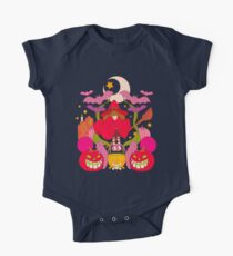 All spooky and red Kids Clothes