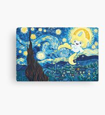 Starry Wish Canvas Print