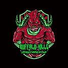 Buffalo Kills  by Design Kitty