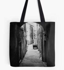 Handcart Tote Bag