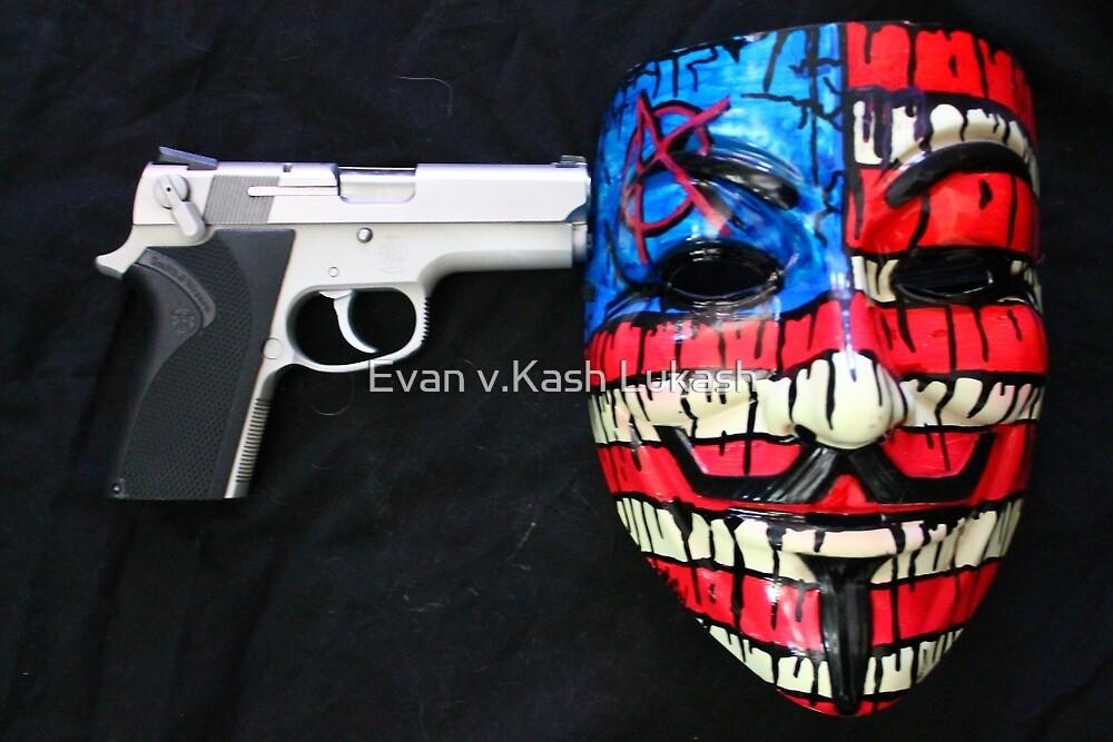 Suicidal America by Evan v.Ka$h Lukash