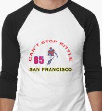 george Kittle - San Francisco 49ers Classic T-Shirt Baseball ¾ Sleeve T-Shirt