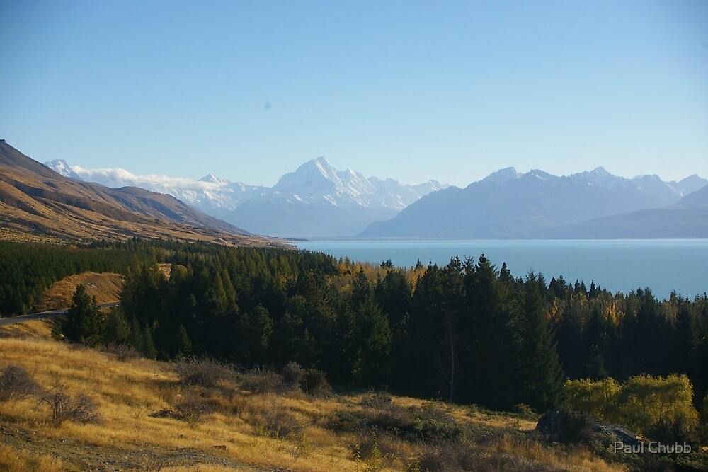 Mount Cook by Paul Chubb