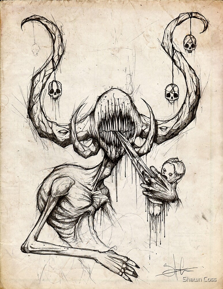 The Lullaby by Shawn Coss