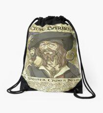 WANTED - Hector Barbossa Drawstring Bag