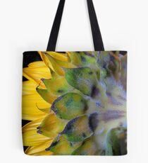 Sunflower, turns away! Tote Bag