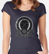 Are You My Mummy? Women's Fitted Scoop T-Shirt