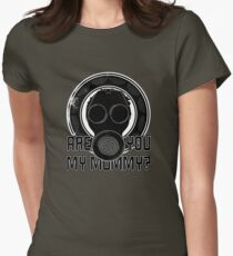 Are You My Mummy? Women's Fitted T-Shirt