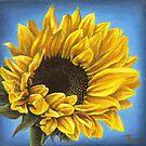 Sunflower by tanyabond