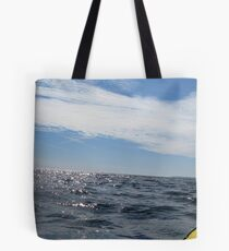Kayaking is Swell Tote Bag
