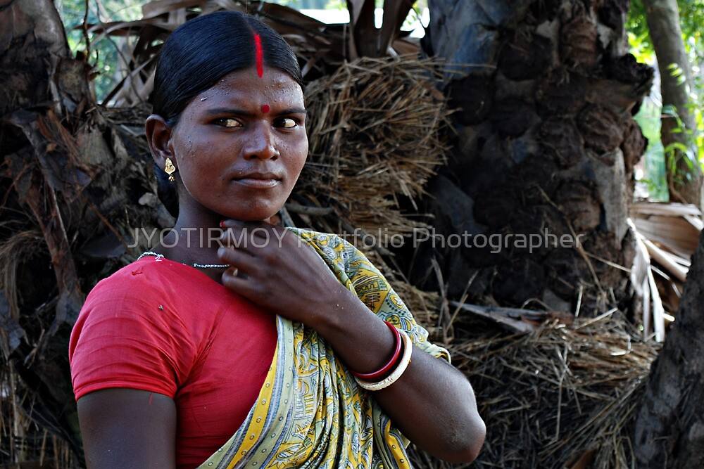 Village charm by JYOTIRMOY Portfolio Photographer