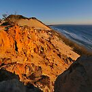 Coloured Sands at sunrise. Rainbow Beach, Queensland, Australia.(2) by Ralph de Zilva