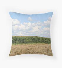 Farmland Throw Pillow