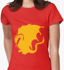 Pendragon Tee Womens Fitted T-Shirt