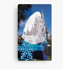 Magic Kingdom Metal Print