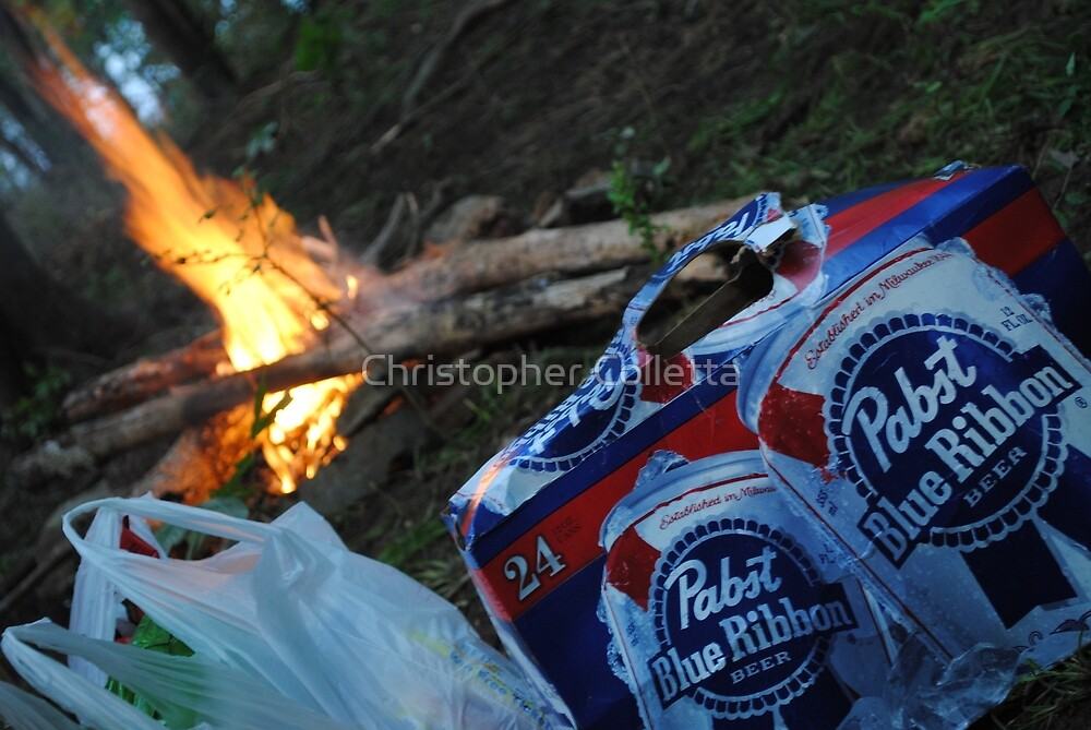PBR Fire by Christopher Colletta