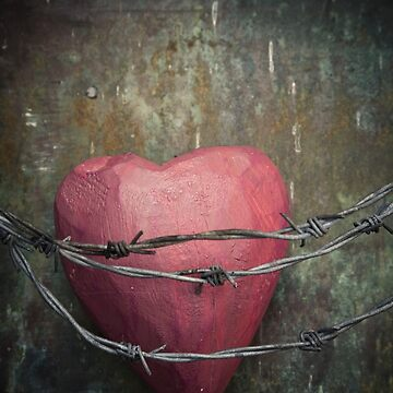 Trapped heart by mariaheyens