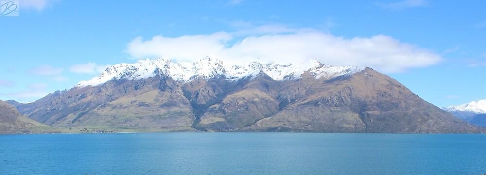 Lake Wakatipu by andod