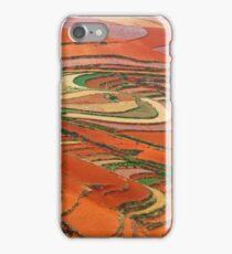 Dongchuan Red Land 01 iPhone Case/Skin