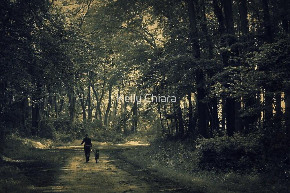 Along Unfamiliar Paths 2 by Kelly Chiara