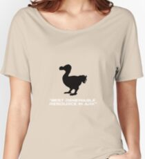 Dodo - Best Renewable Resource in Ark Women's Relaxed Fit T-Shirt